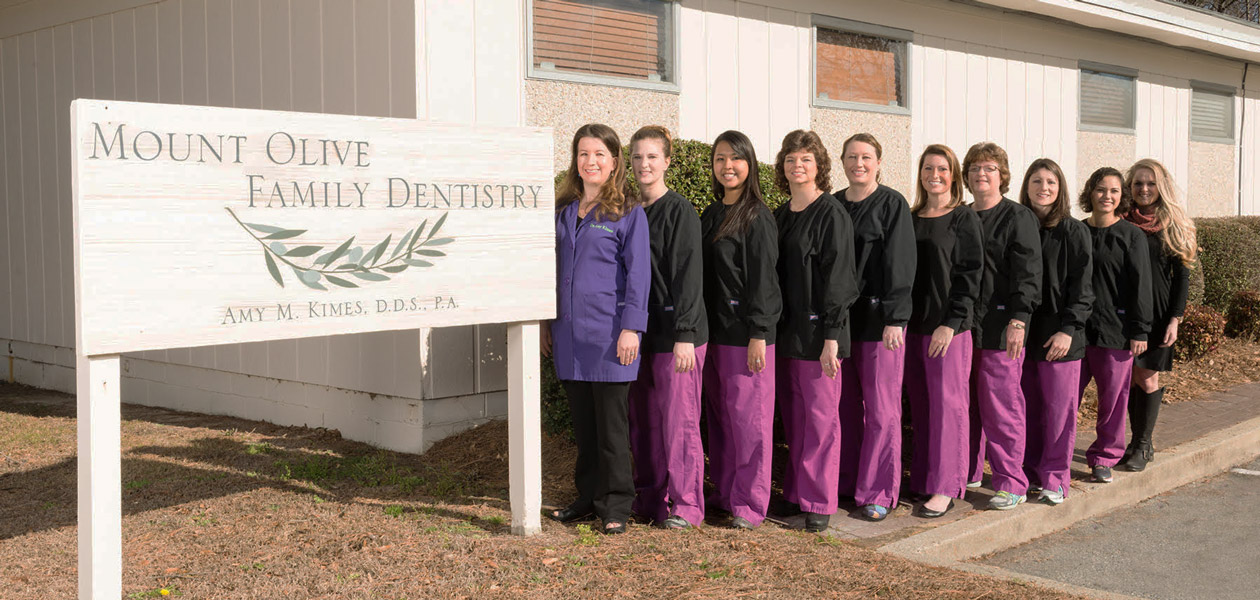Mount Olive Family Dentistry - General Dentistry